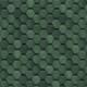 Shinglas Финская Зеленый